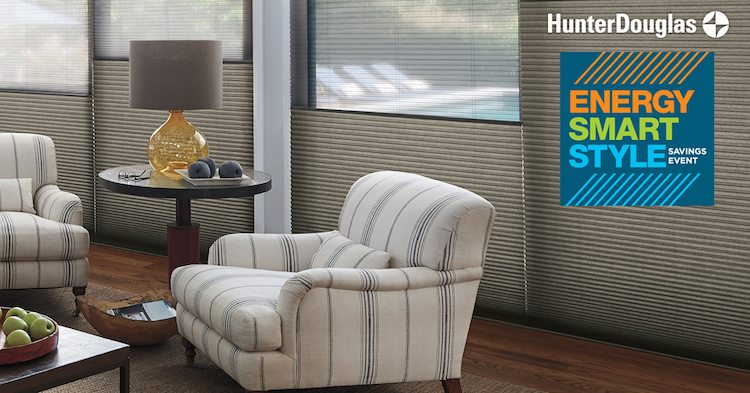 Custom Blinds Duette® Honeycomb Shades Hunter Douglas