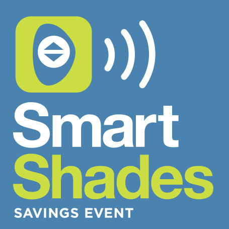 Hunter Douglas Smart Shades Savings Event