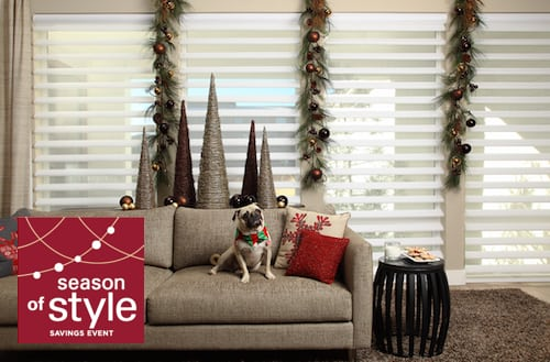 Best blinds for windows fall savings event on Pirouette window shades