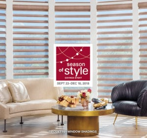 Hunter Douglas fall sale