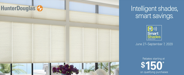 Automated Shades Sale