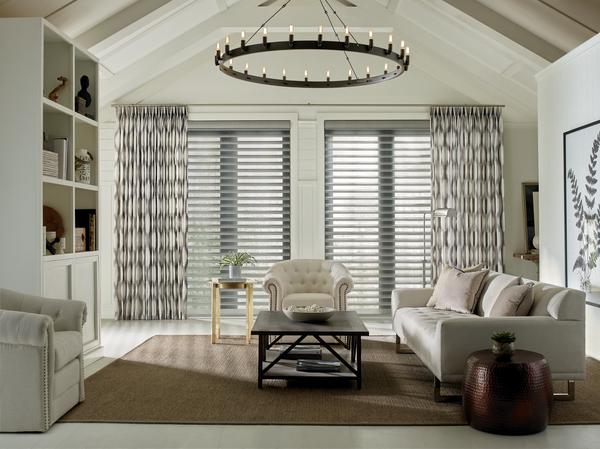 Hunter Douglas Design® Studio Draperies