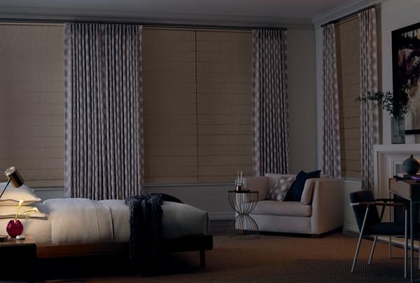 blackout drapes
