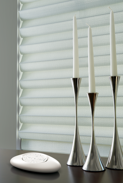 Solera® automated blinds